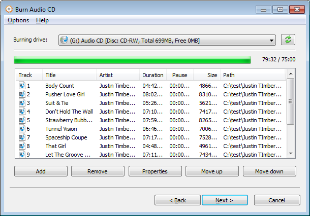 convert audio cd to mp3 download free