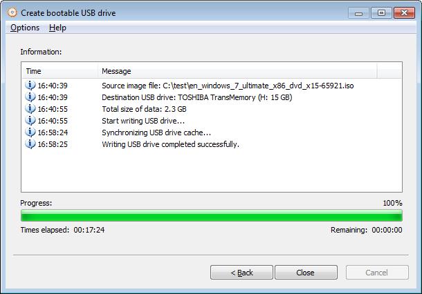 Setup Windows 7 From Usb Drive
